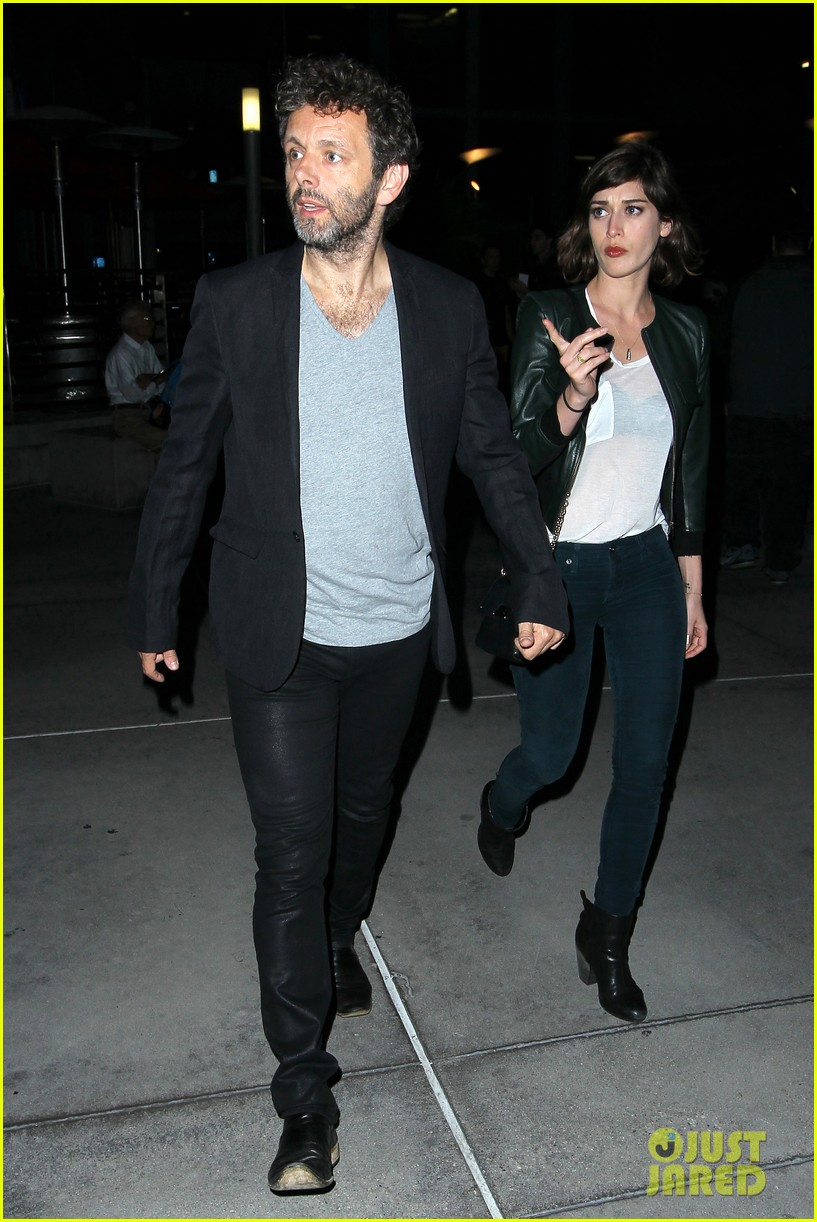 michael sheen lizzy caplan worlds end after party 102935511