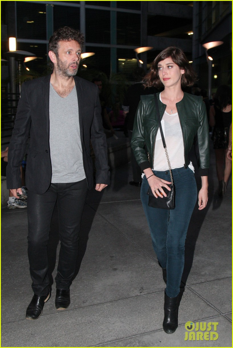 michael sheen lizzy caplan worlds end after party 122935513