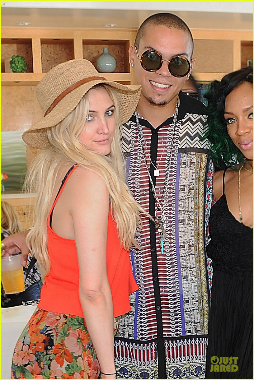ashlee simpson evan ross 25th birthday celebration 022938096