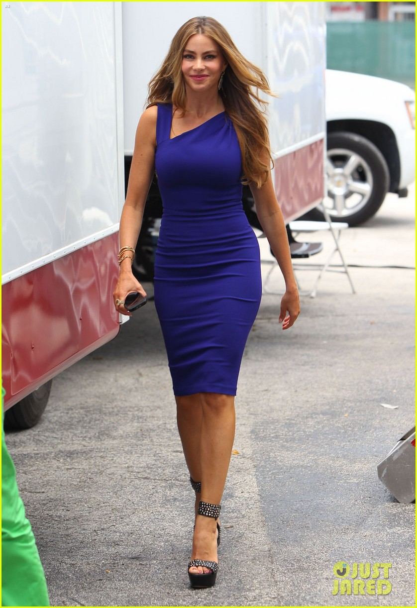 sofia vergara films chef in miami 022928587