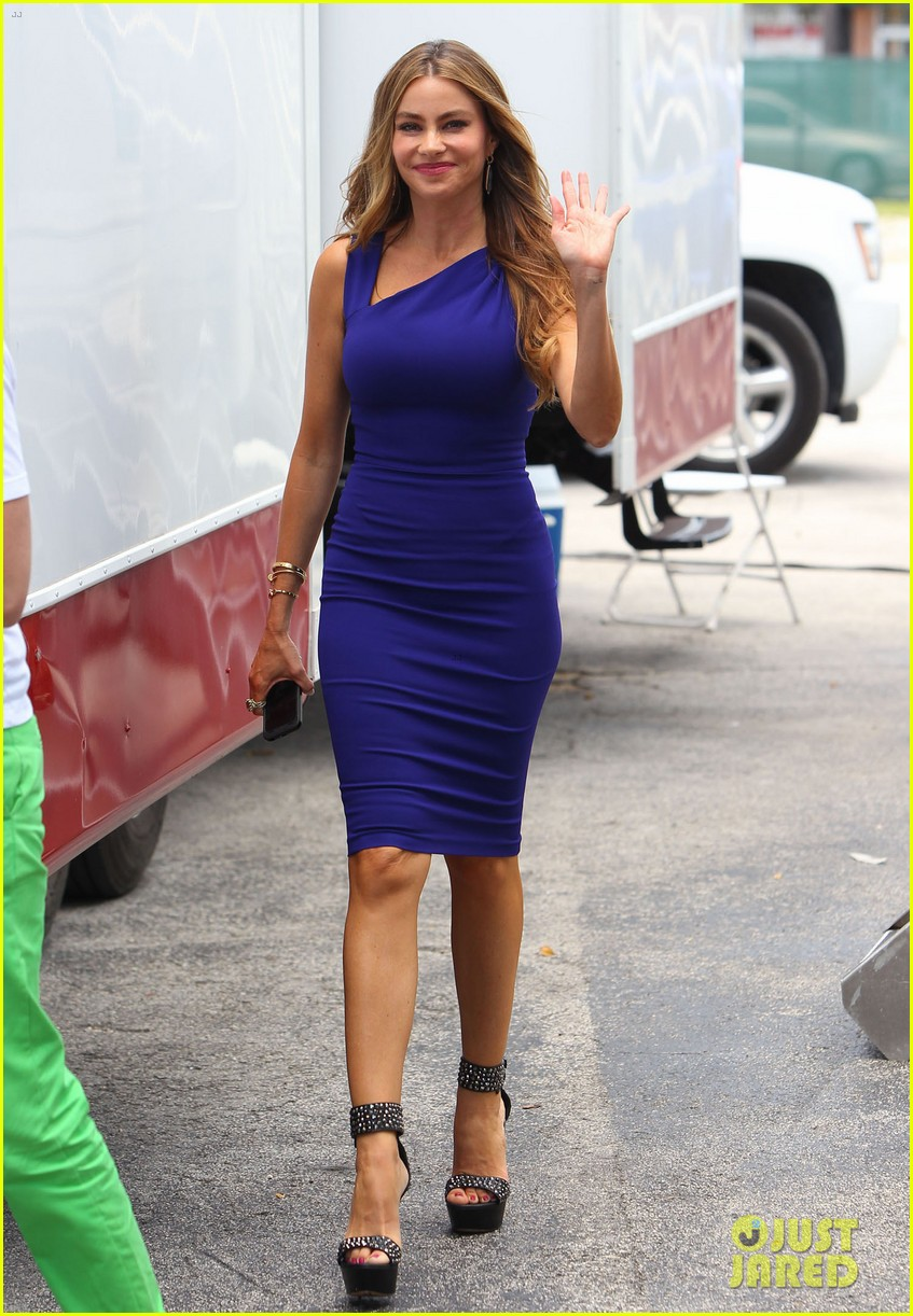 sofia vergara films chef in miami 222928607