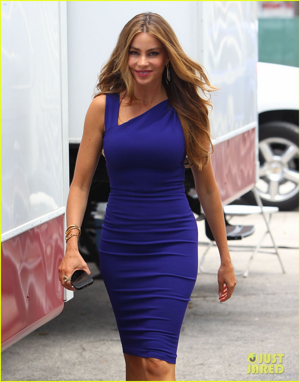 sofia vergara films chef in miami 232928608