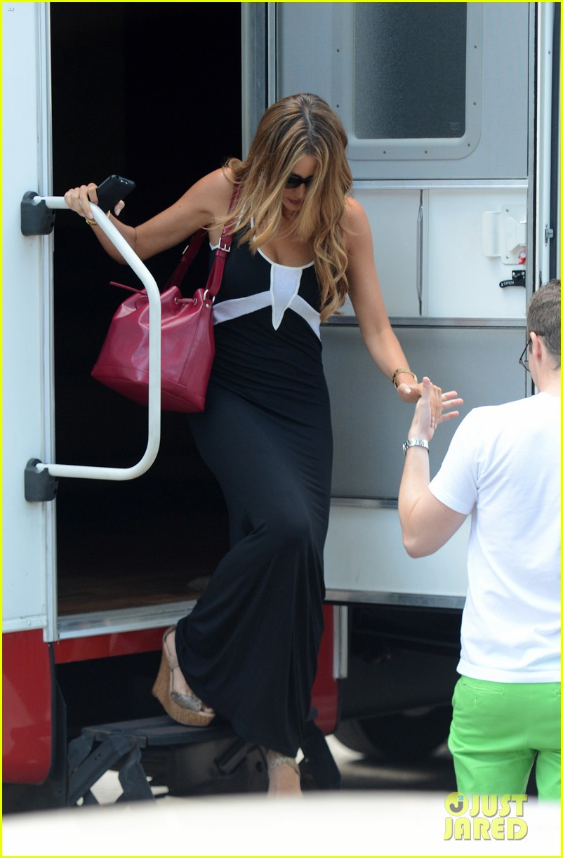 sofia vergara films chef in miami 302928615