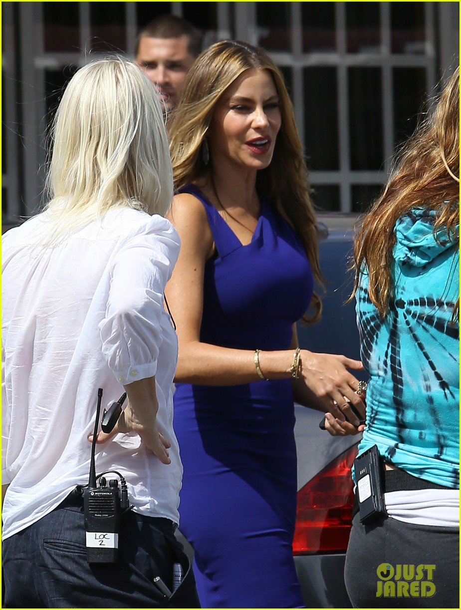 sofia vergara films chef in miami 362928621