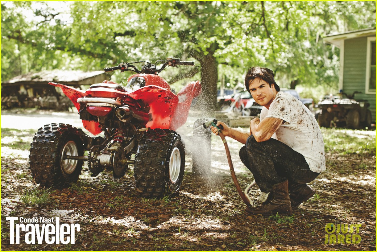 ian somerhalder gets dirty for conde nast traveler feature 01