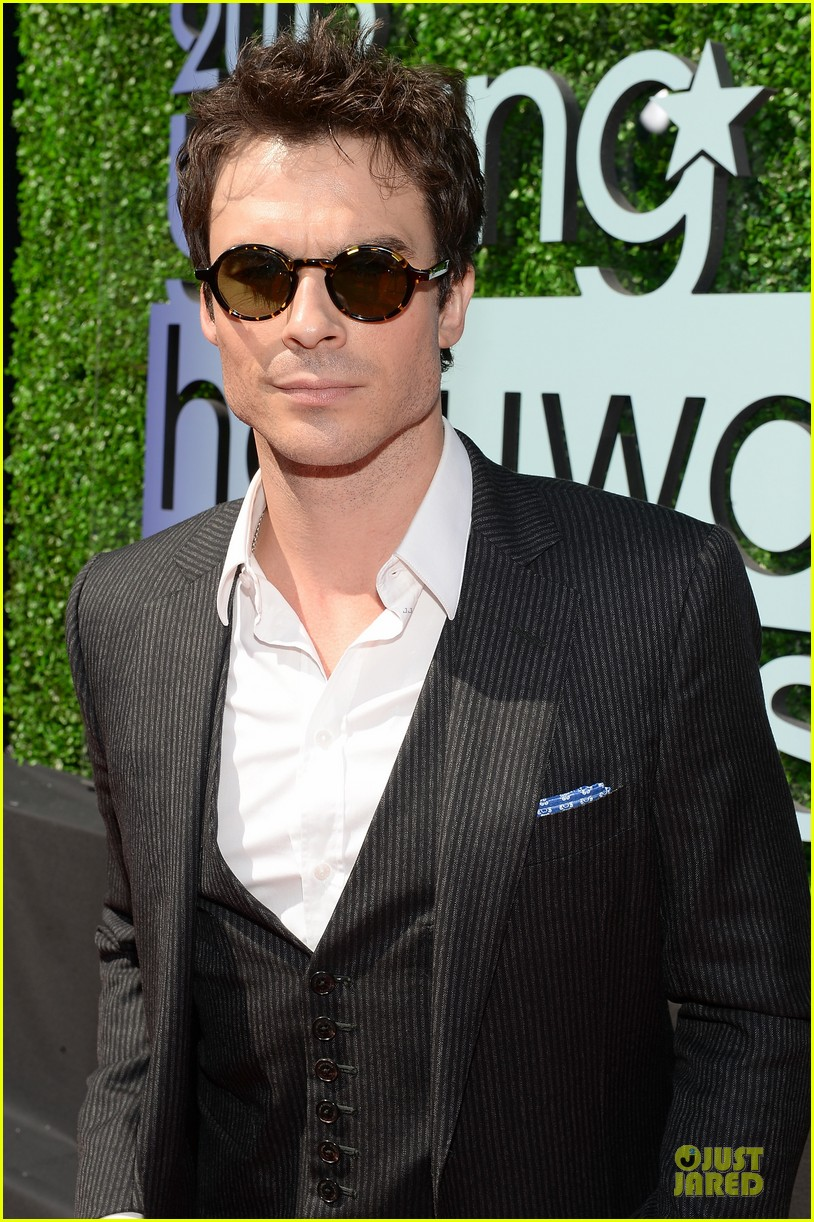 ian somerhalder young hollywood awards 2013 red carpet 102921755