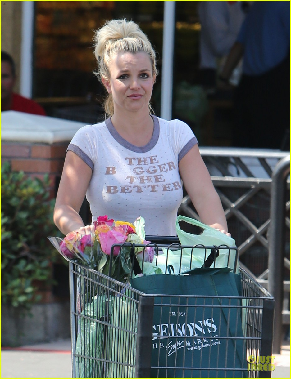britney spears the bigger the better 162921948