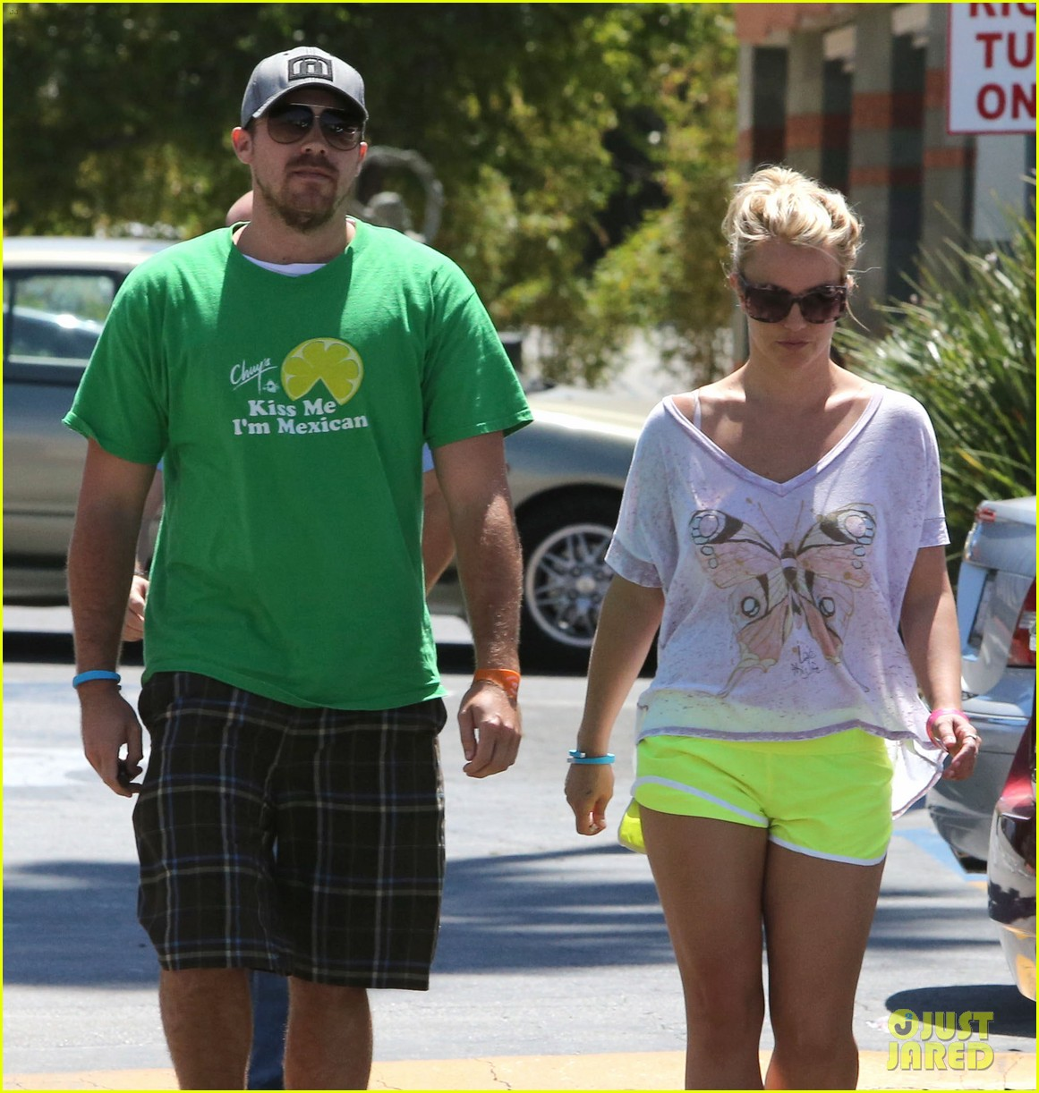 britney spears david lucado tony roma twosome 112938269