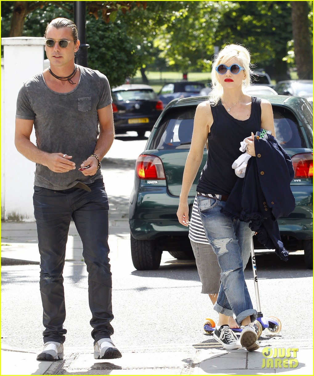 gwen stefani gavin rossdale zumas birthday celebrations 122934697