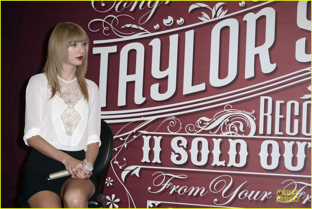 taylor swift 11 record breaking sold out shows at staples center 092934384