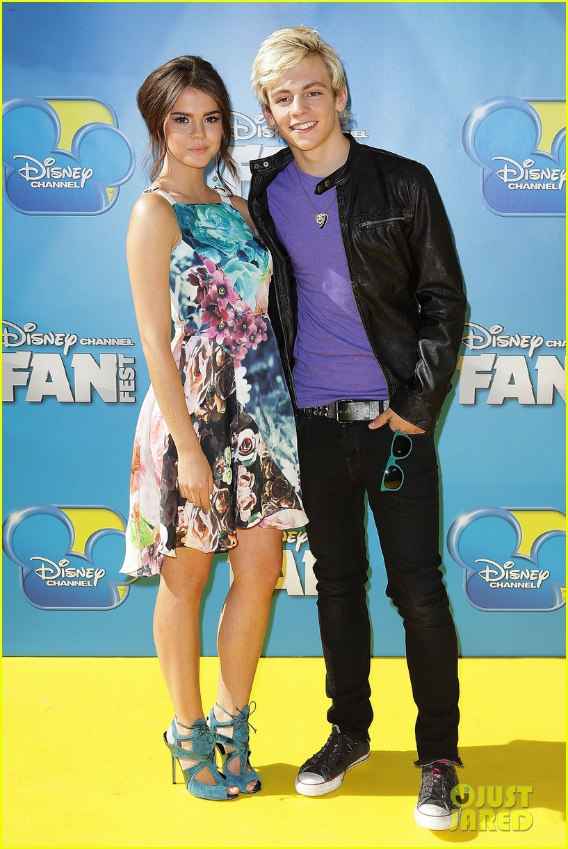 ross lynch maia mitchell teen beach movie australian premiere 02