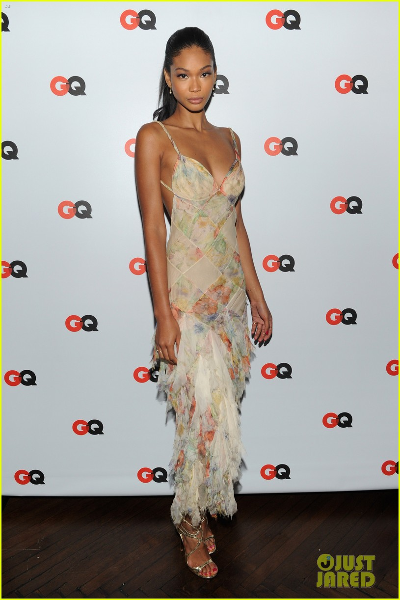 chrissy teigen matt mcgorry gq what to wear now party 032931207