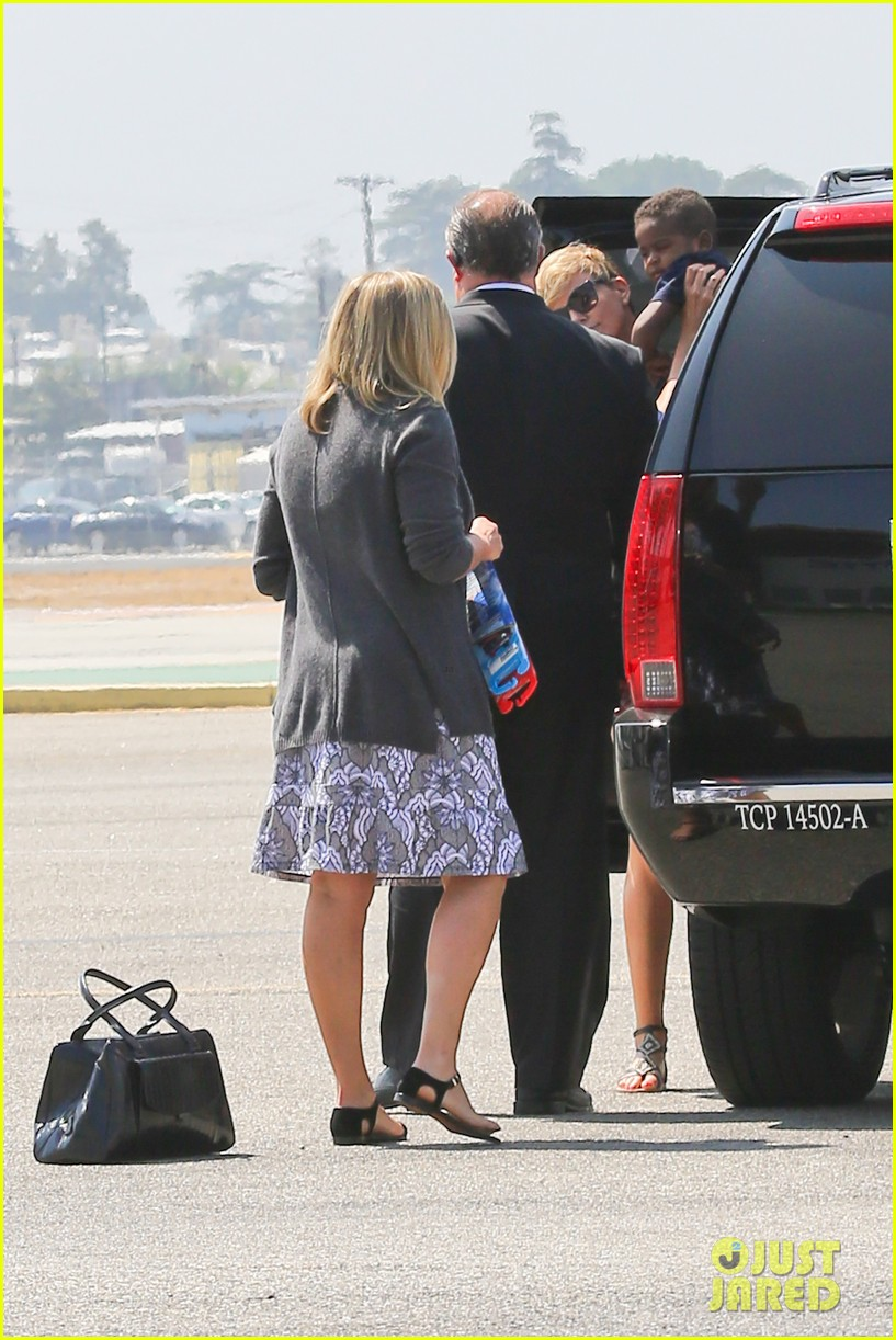 charlize theron jackson depart in los angeles together 012924861