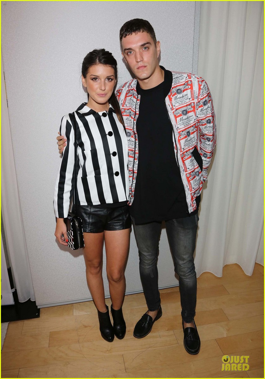 ashley tisdale christopher french engaged couple at instyle soiree 072930513
