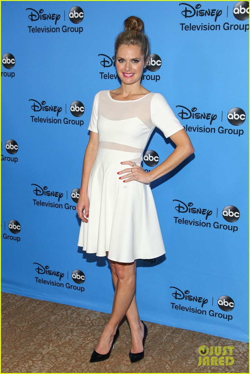 hannah ware camilla luddington abc tca party 102924193