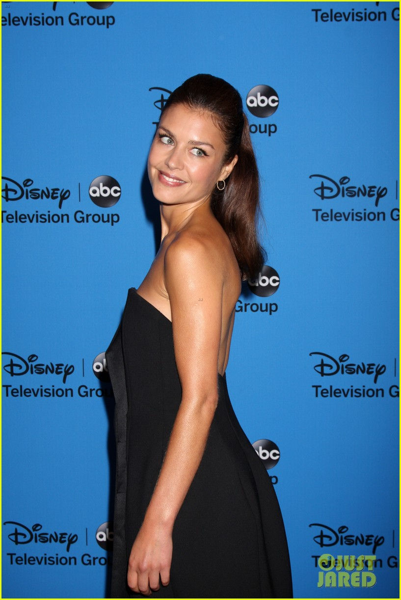hannah ware camilla luddington abc tca party 282924211