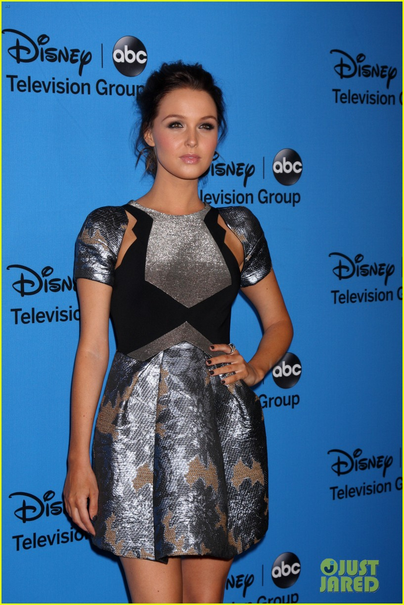 hannah ware camilla luddington abc tca party 35