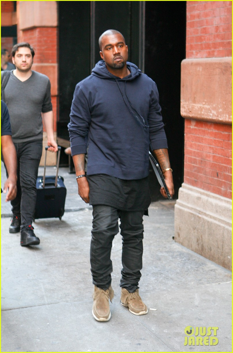 kanye west north first picture airing on kris appearance 102935134