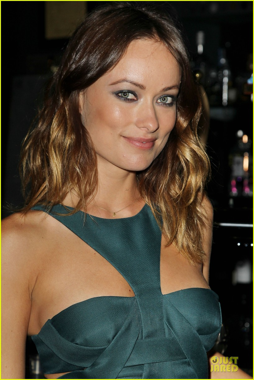 olivia wilde drinking buddies nyc screening 022933622