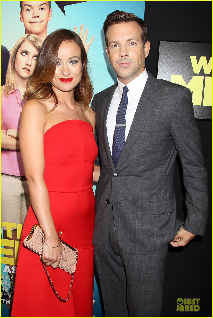 olivia wilde jason sudeikis were the millers nyc premiere 02