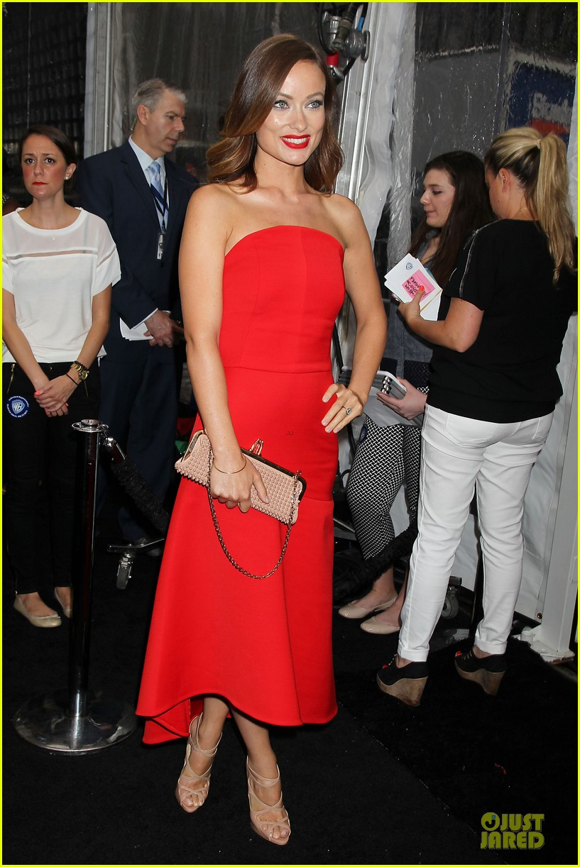 olivia wilde jason sudeikis were the millers nyc premiere 102921860