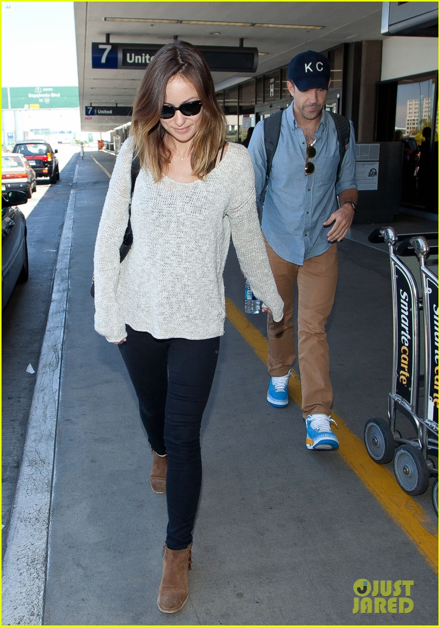 olivia wilde jason sudeikis from nyc to lax duo 012924712