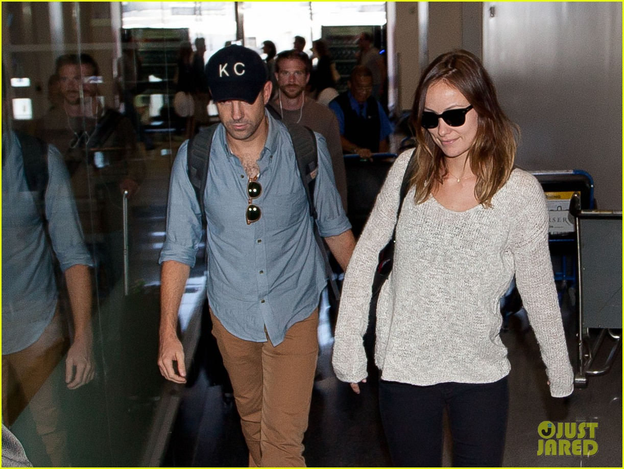olivia wilde jason sudeikis from nyc to lax duo 032924714