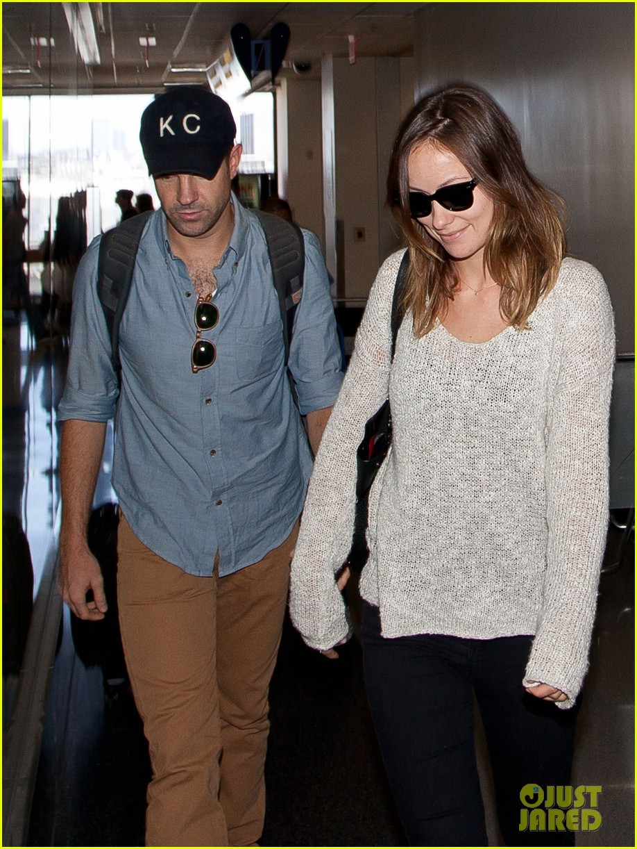 olivia wilde jason sudeikis from nyc to lax duo 072924718
