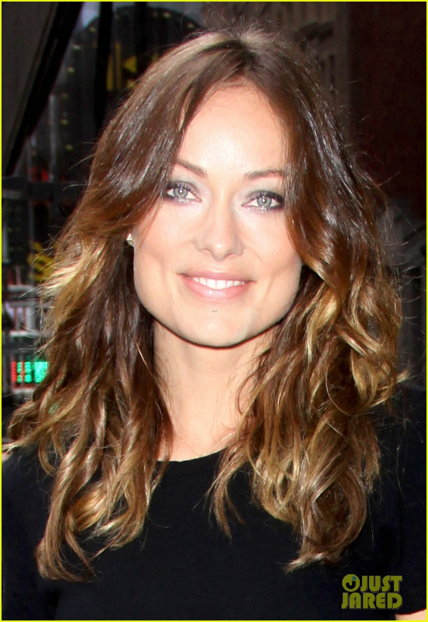 olivia wilde drinking buddies promo work in new york 222933428