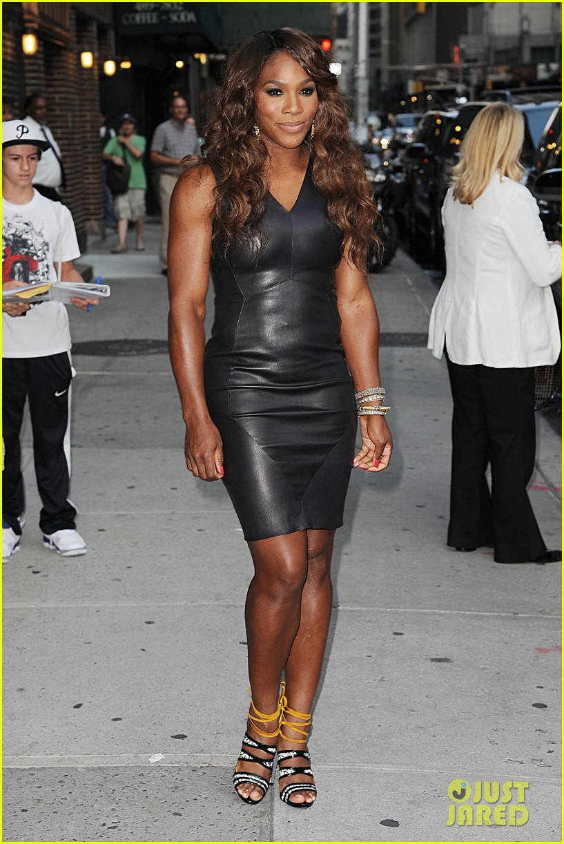 serena williams sports two hairstyles in one day 012935180