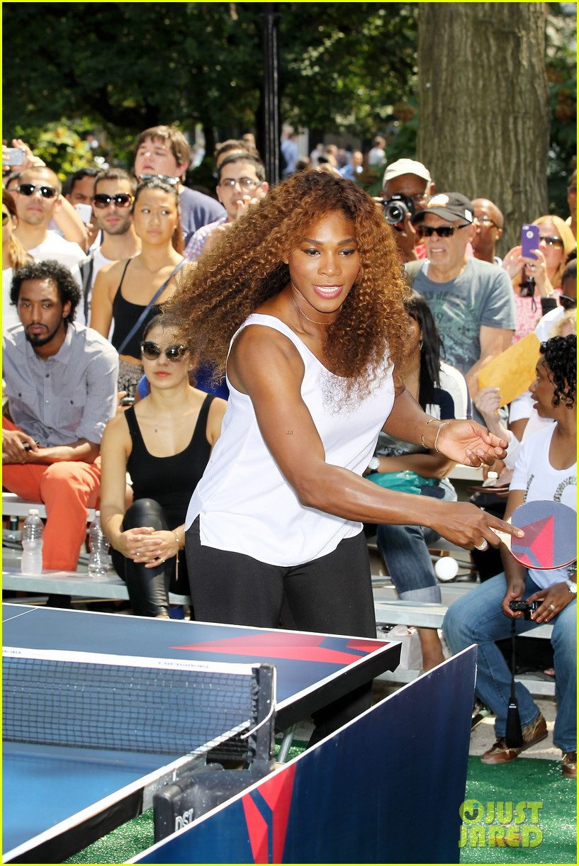 serena williams sports two hairstyles in one day 092935188