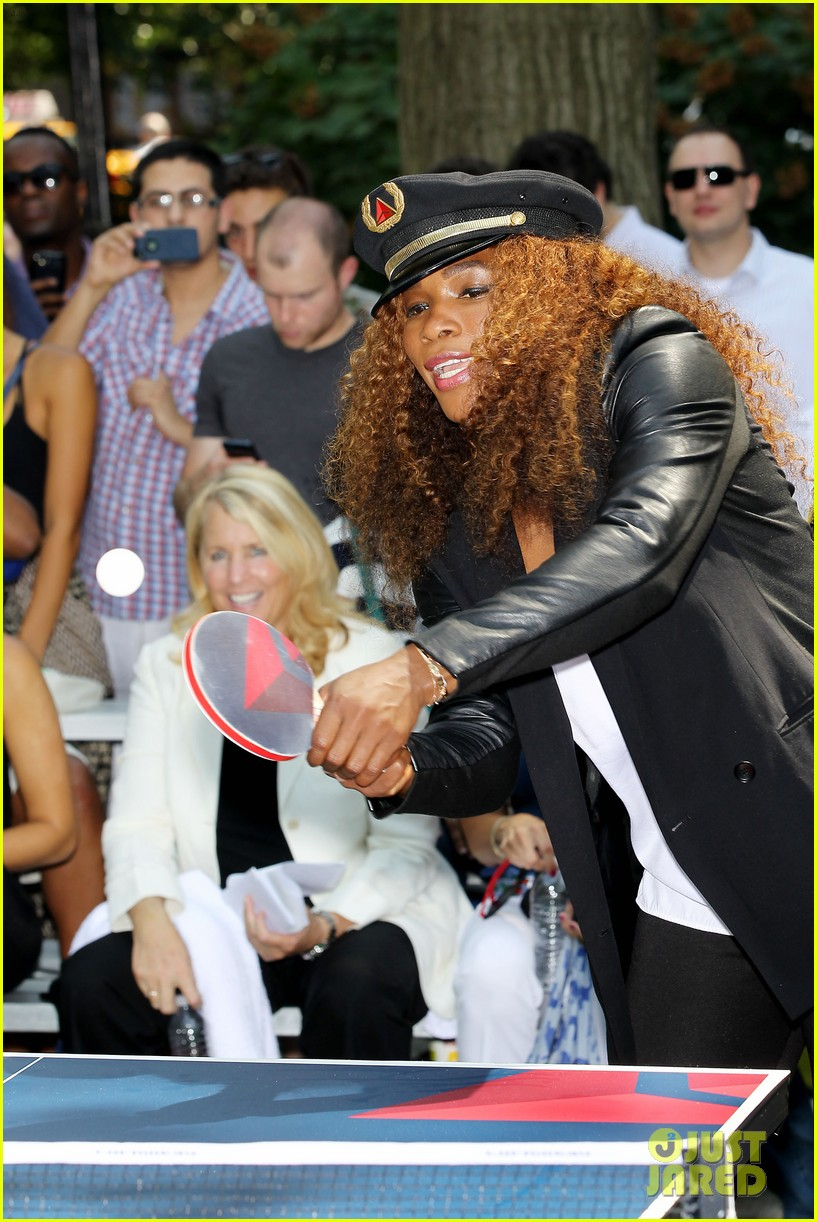 serena williams sports two hairstyles in one day 212935200