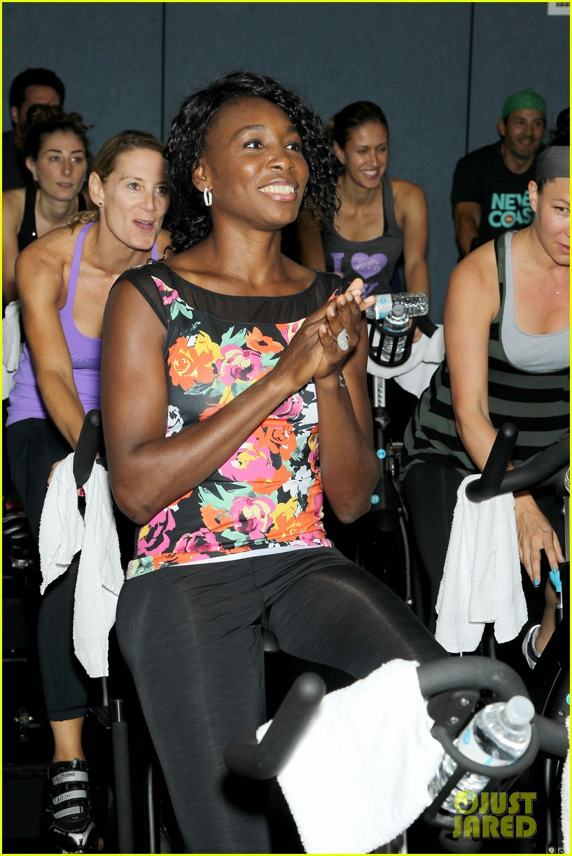 serena williams sports two hairstyles in one day 312935210