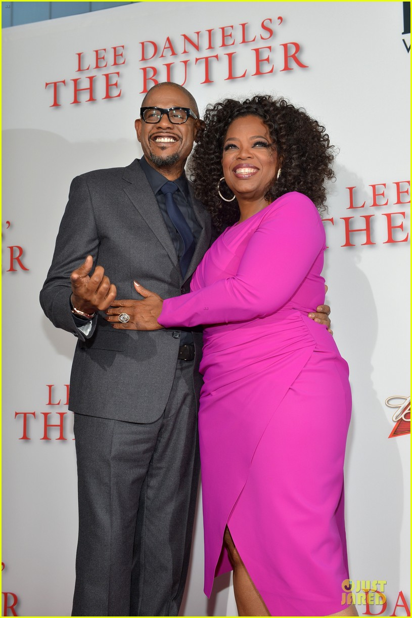 oprah winfrey forest whitaker the butler premiere 142929000