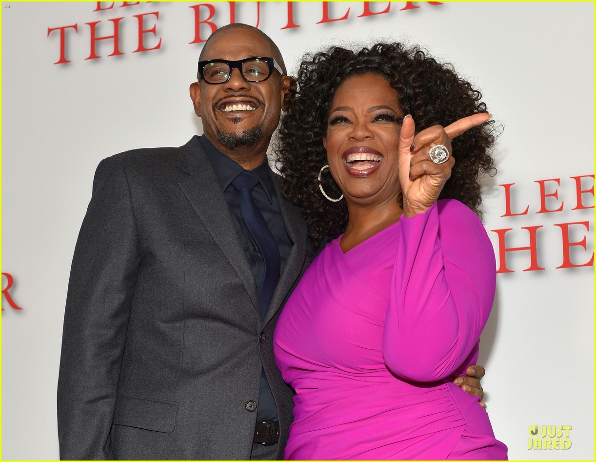 oprah winfrey forest whitaker the butler premiere 162929002