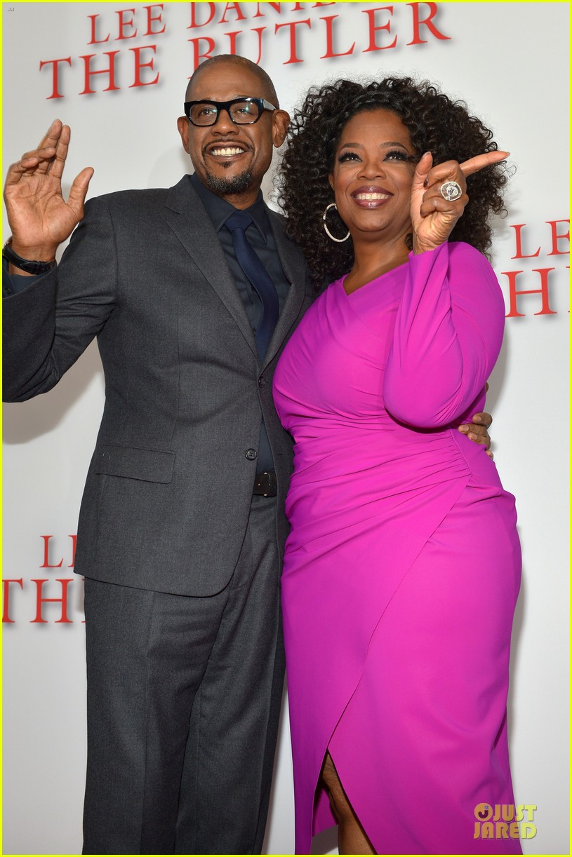 oprah winfrey forest whitaker the butler premiere 172929003