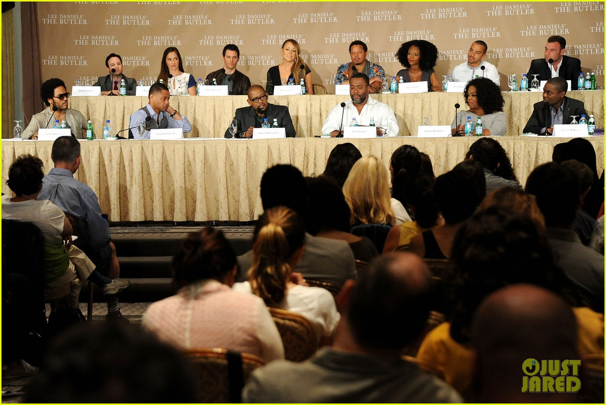 oprah winfrey mariah carey the butler press conference 292924145