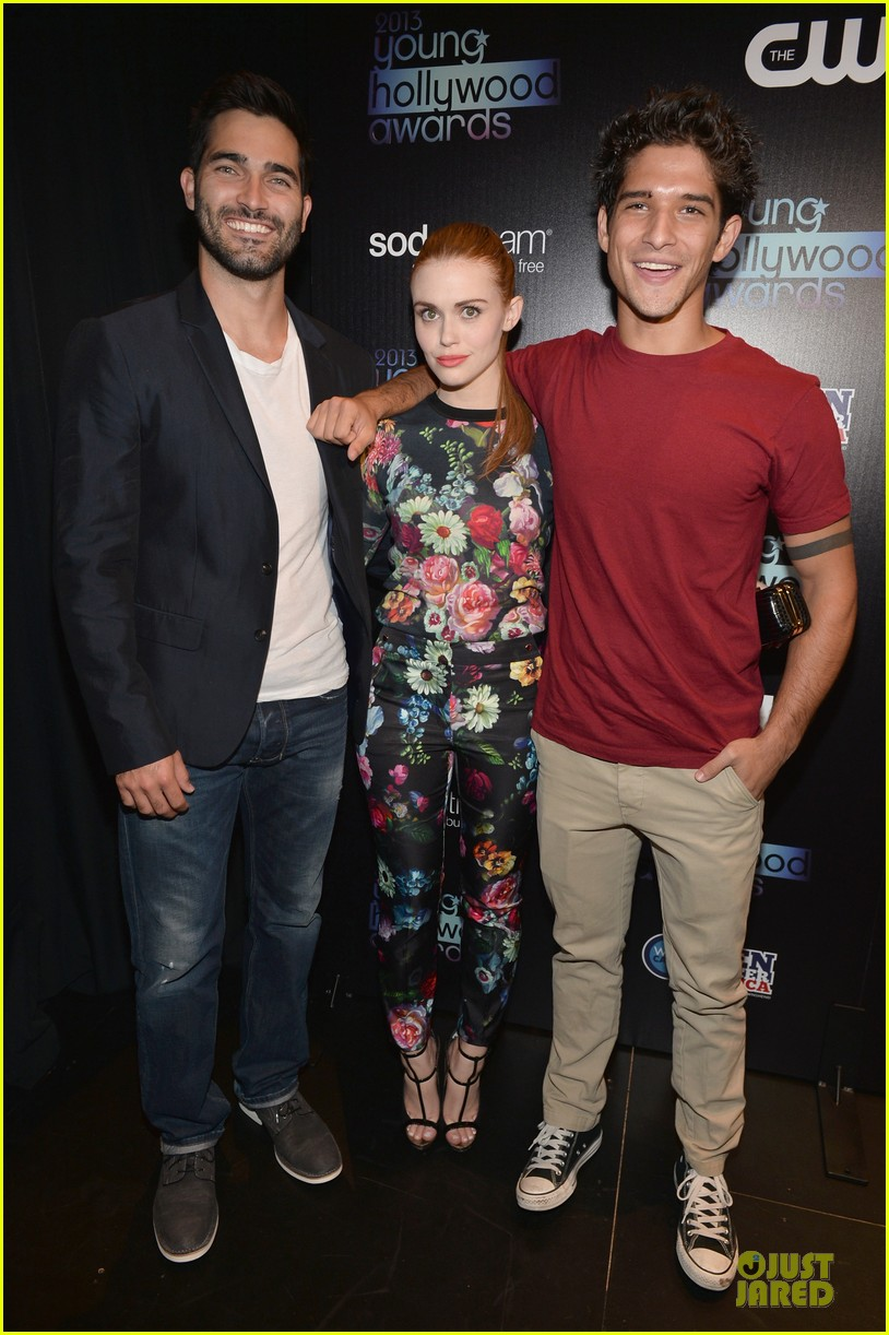 teen wolf cast at young hollywood awards 2013 052921801