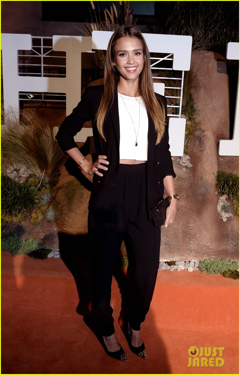 jessica alba teresa palmer hermes boutique opening after party 062943469