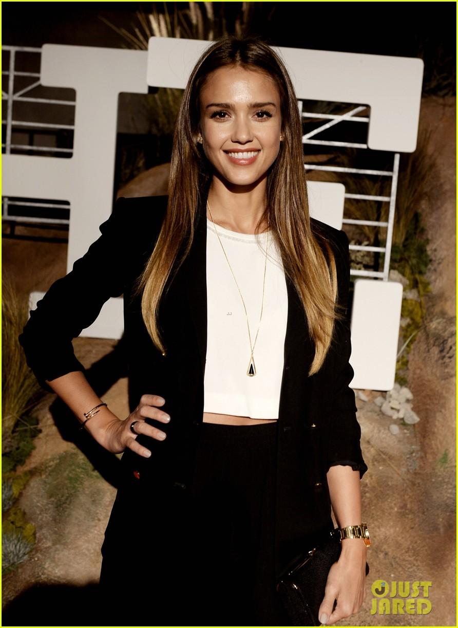 jessica alba teresa palmer hermes boutique opening after party 072943470