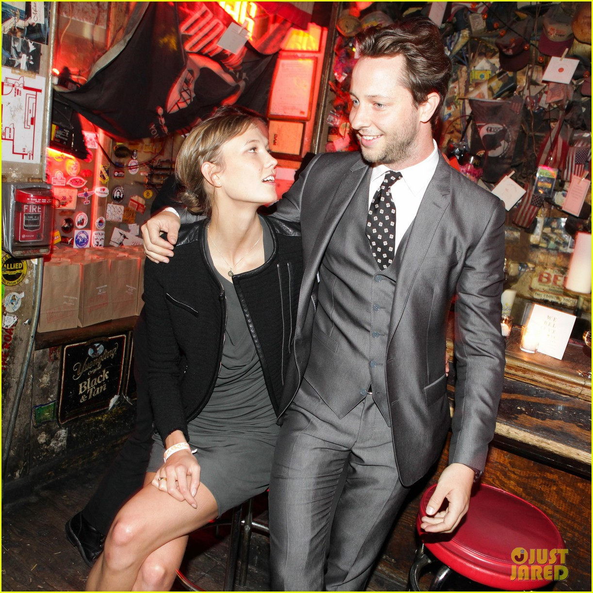 lily aldridge derek blasberg stationary launch 072959841
