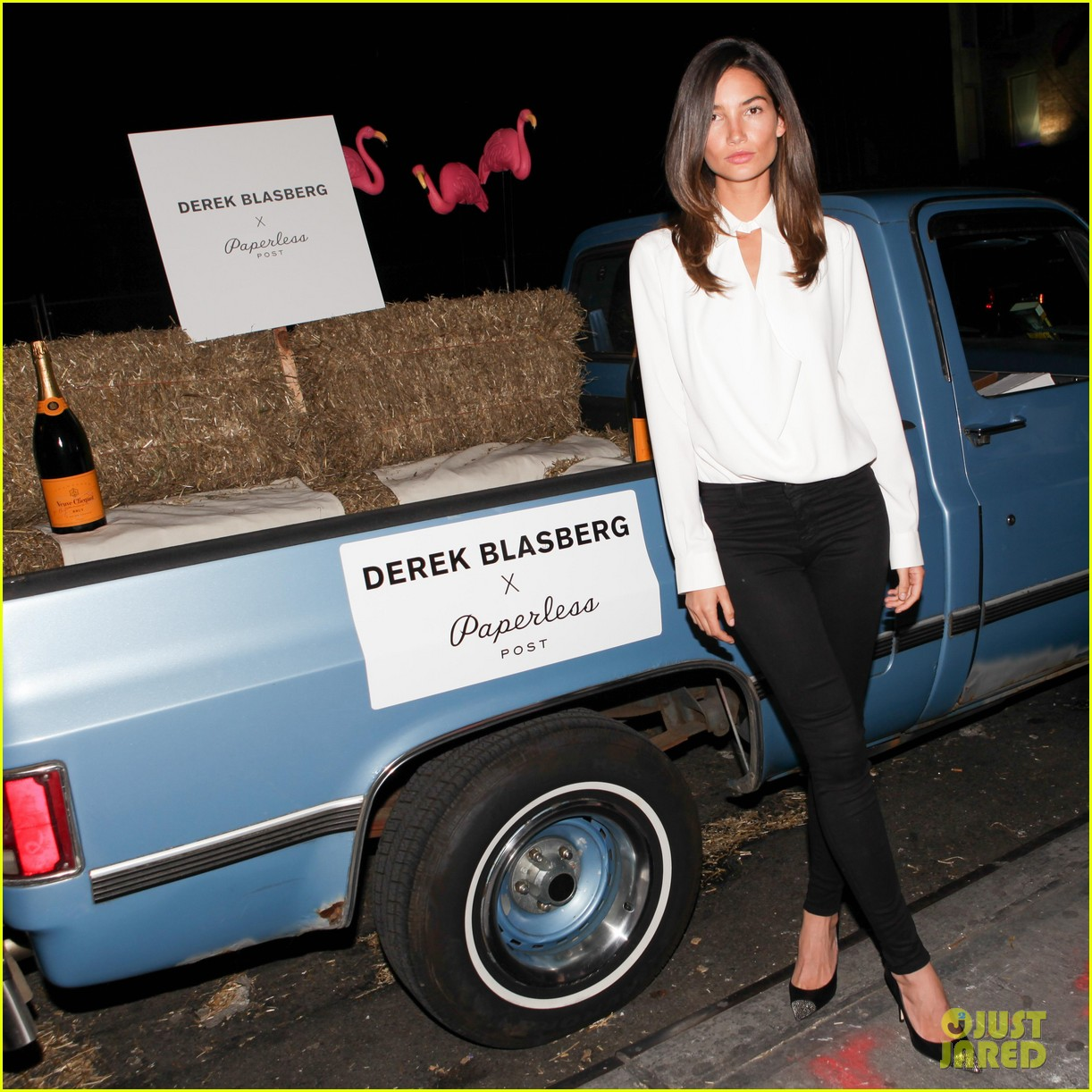 lily aldridge derek blasberg stationary launch 102959844