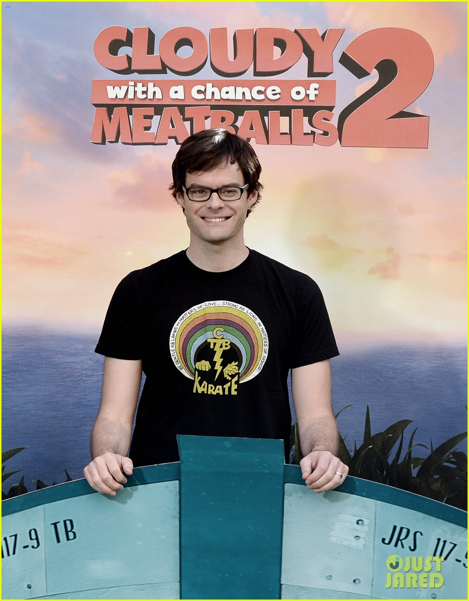 anna faris andy sandberg cloudy 2 photo call 05