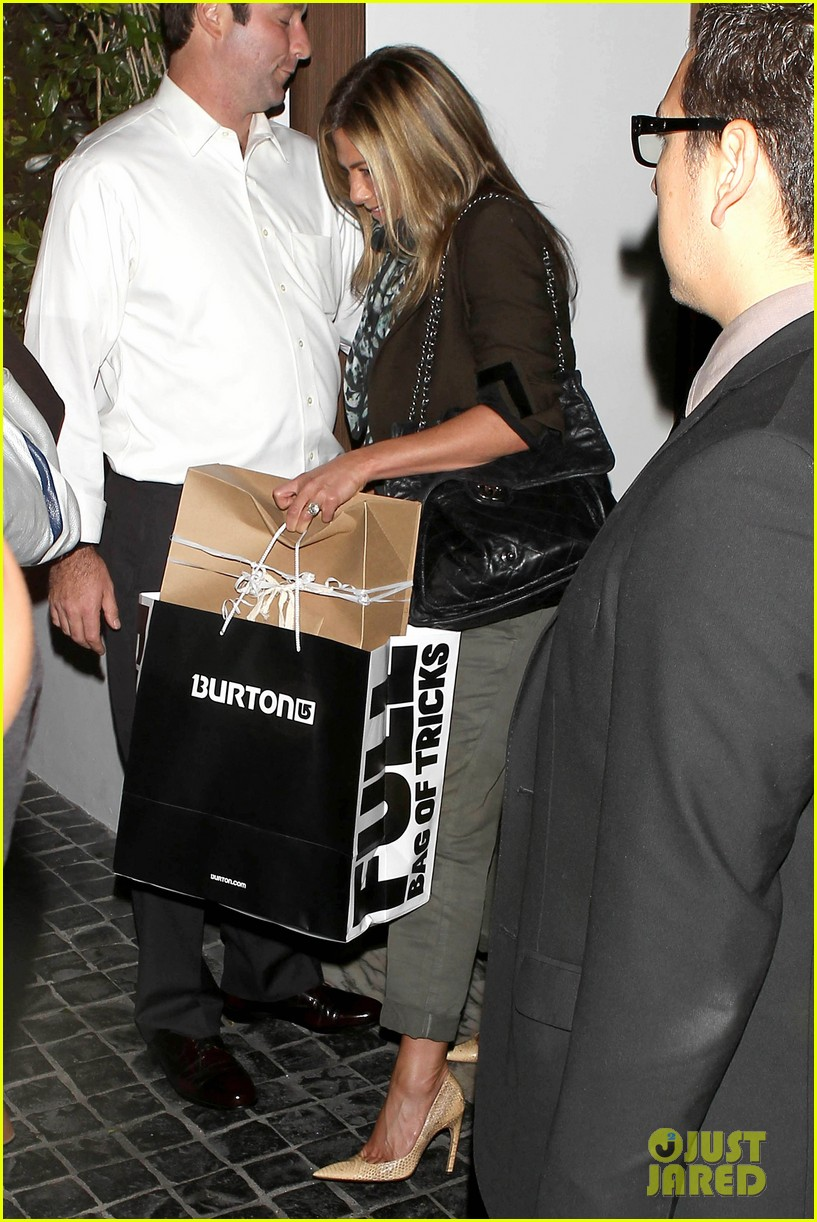jennifer aniston cecconis dinner party 012954678