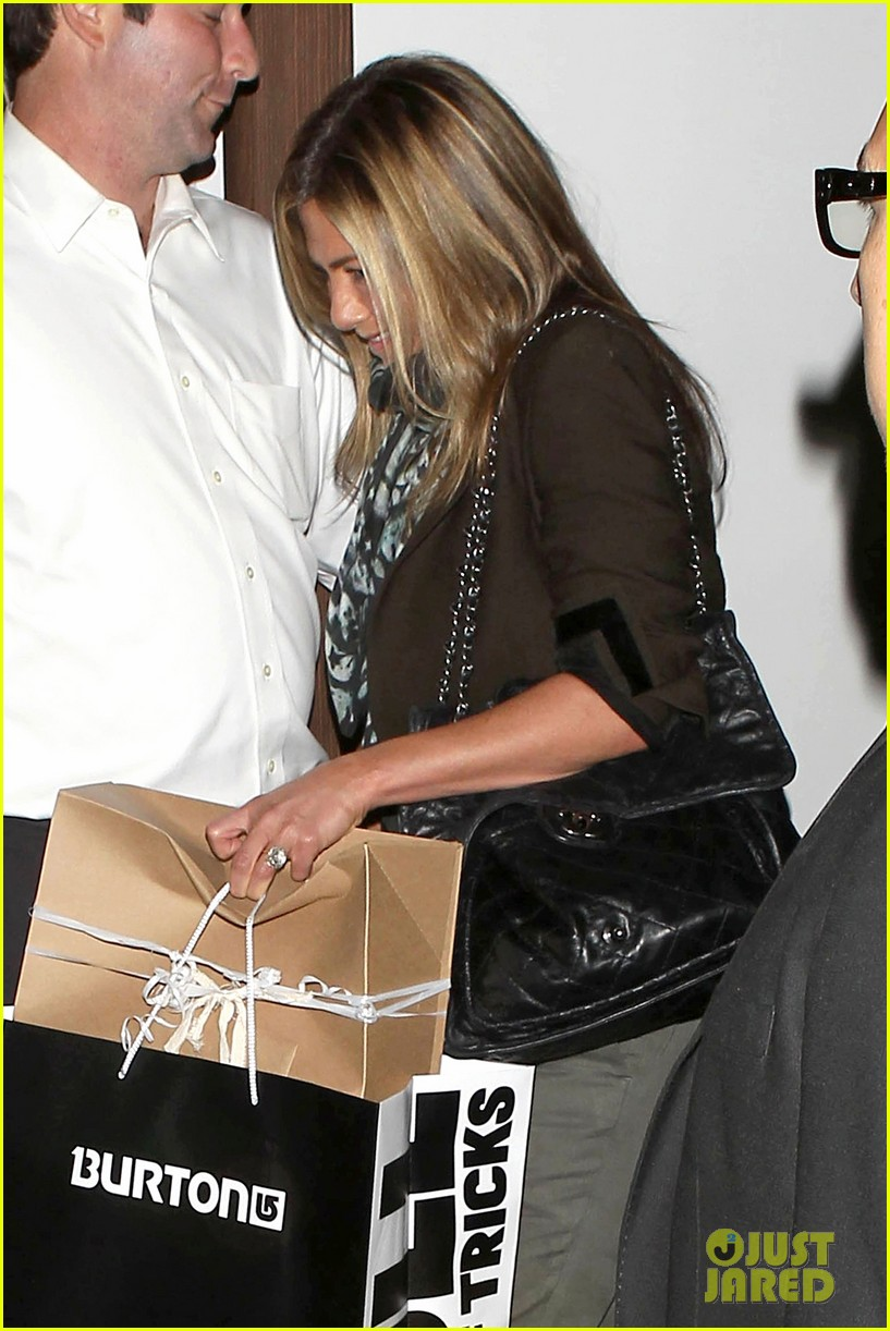 jennifer aniston cecconis dinner party 022954679