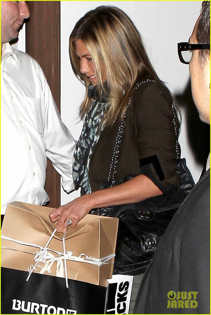 jennifer aniston cecconis dinner party 042954681