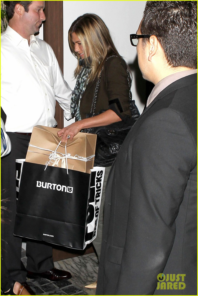 jennifer aniston cecconis dinner party 052954682