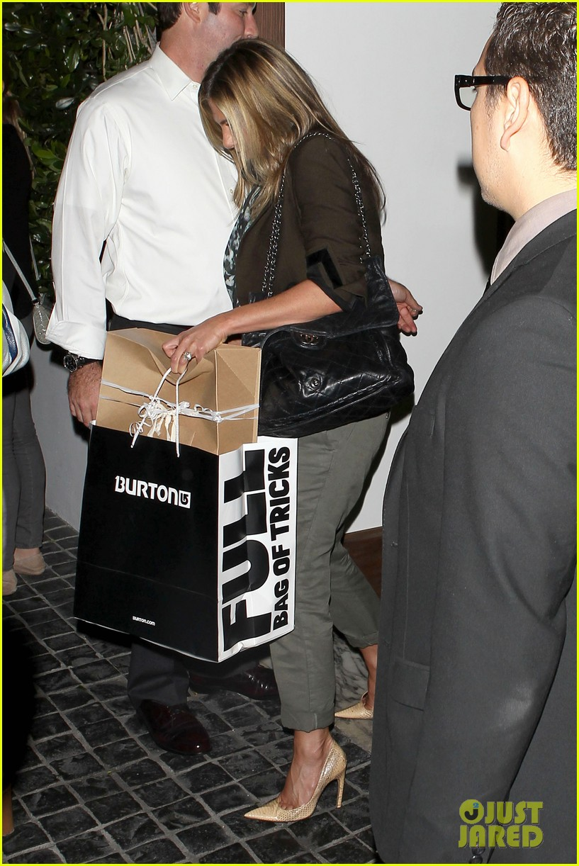 jennifer aniston cecconis dinner party 06
