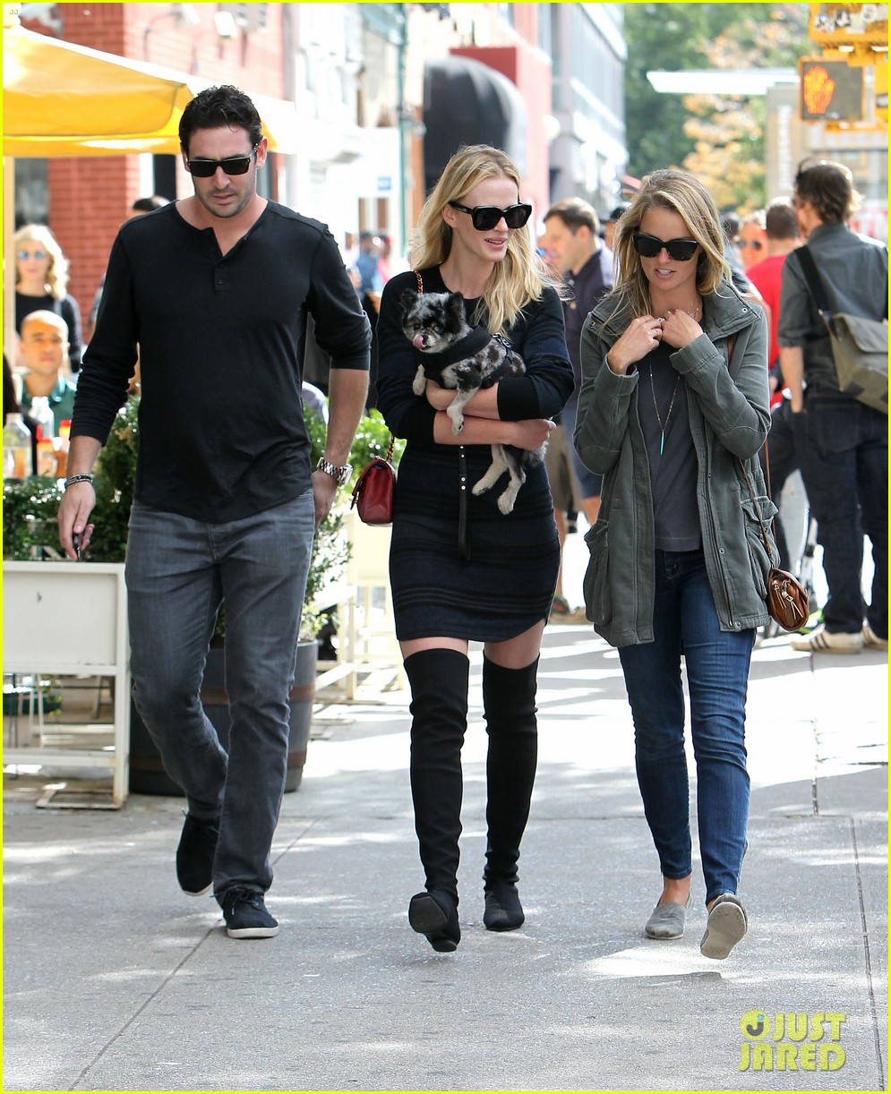 anne v matt harvey nyc lunch date twosome 11