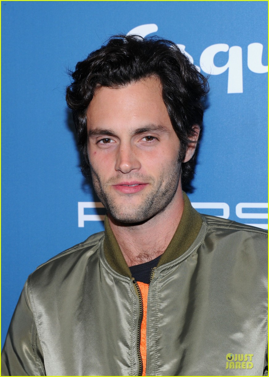penn badgley esquire network launch celebration 102954449